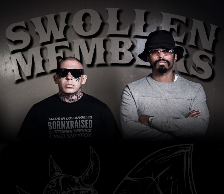 Swollen Members x WondaGurl сняли новое видео «The Sequence» на телефон и вышло не дурно