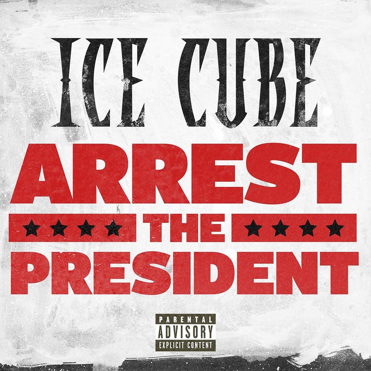 """Ice Cube атакует Трампа в новом треке """"Arrest the president"""""""