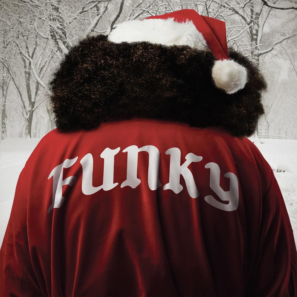 Aloe Blacc — «Christmas Funk»