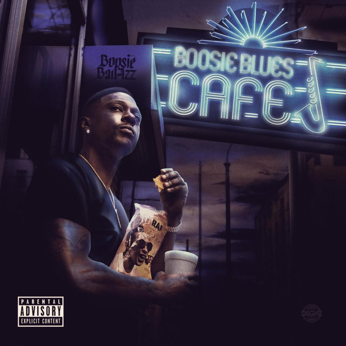 Boosie Badazz — «Boosie Blues Cafe»