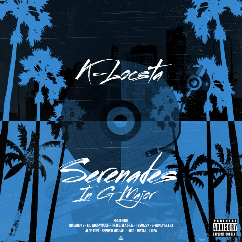 K-Locsta — «Serenades In G Major»