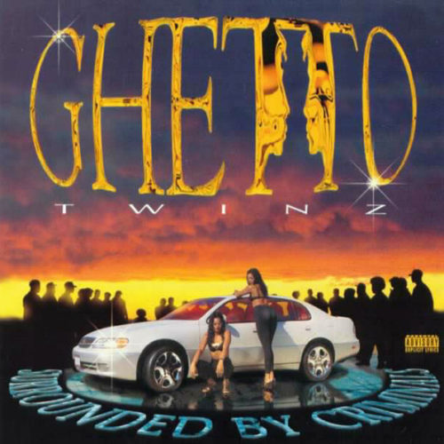 Ghetto Twiinz — «Mamas' Hurtin»