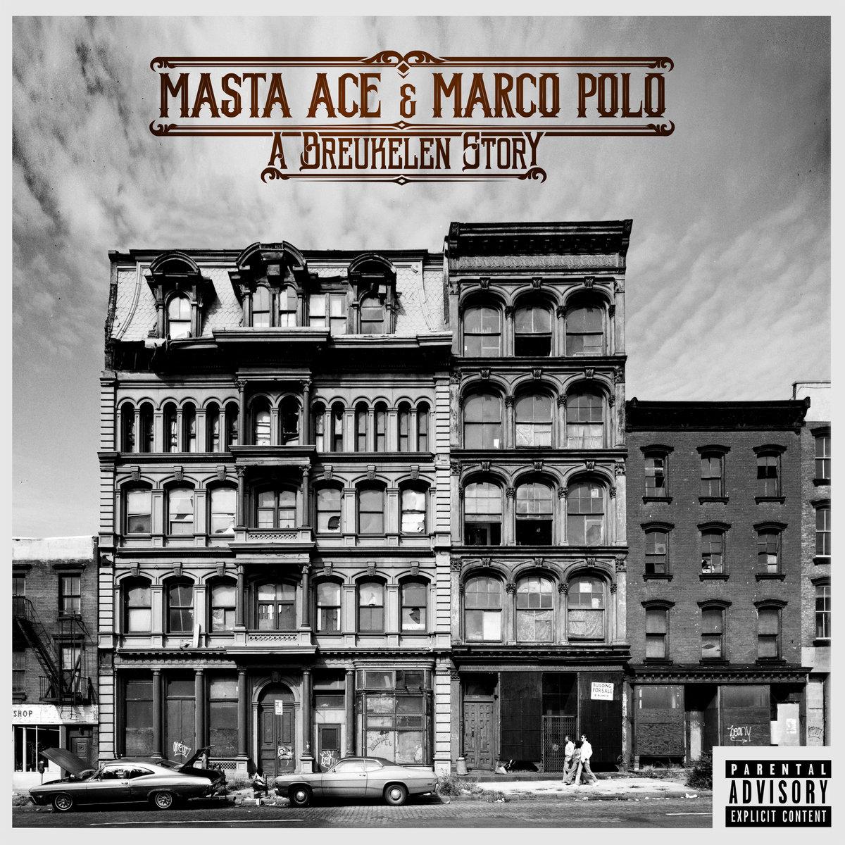 Masta Ace & Marco Polo — «A Breukelen Story»