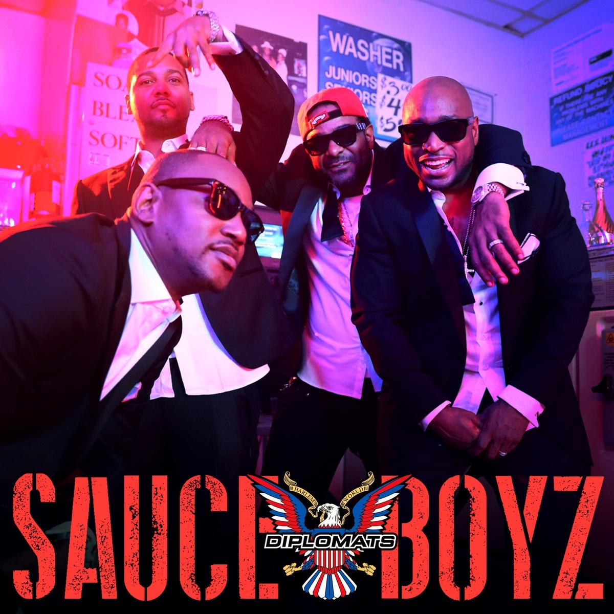The Diplomats — «Sauce Boyz»