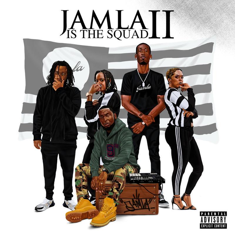 9th Wonder Presents: Jamla Is The Squad II