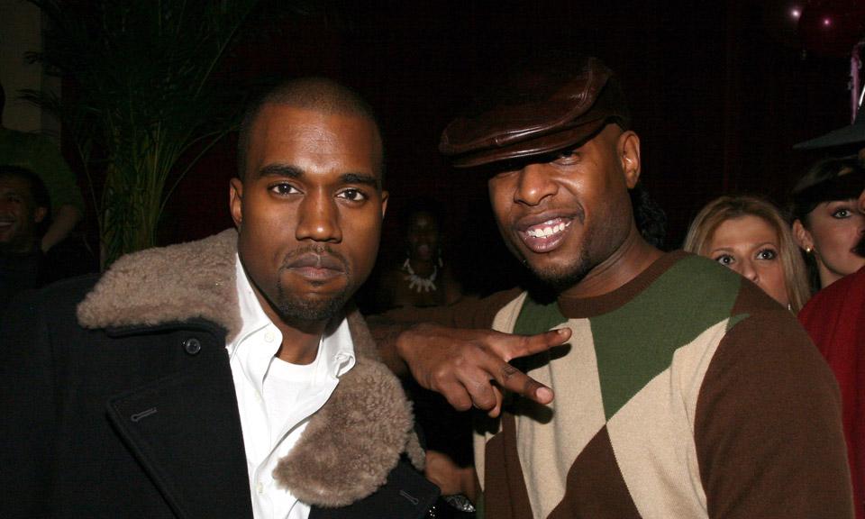 Talib Kweli готовит совместный альбом с Kanye West