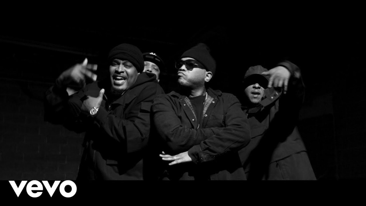 The LOX — «Never Over»