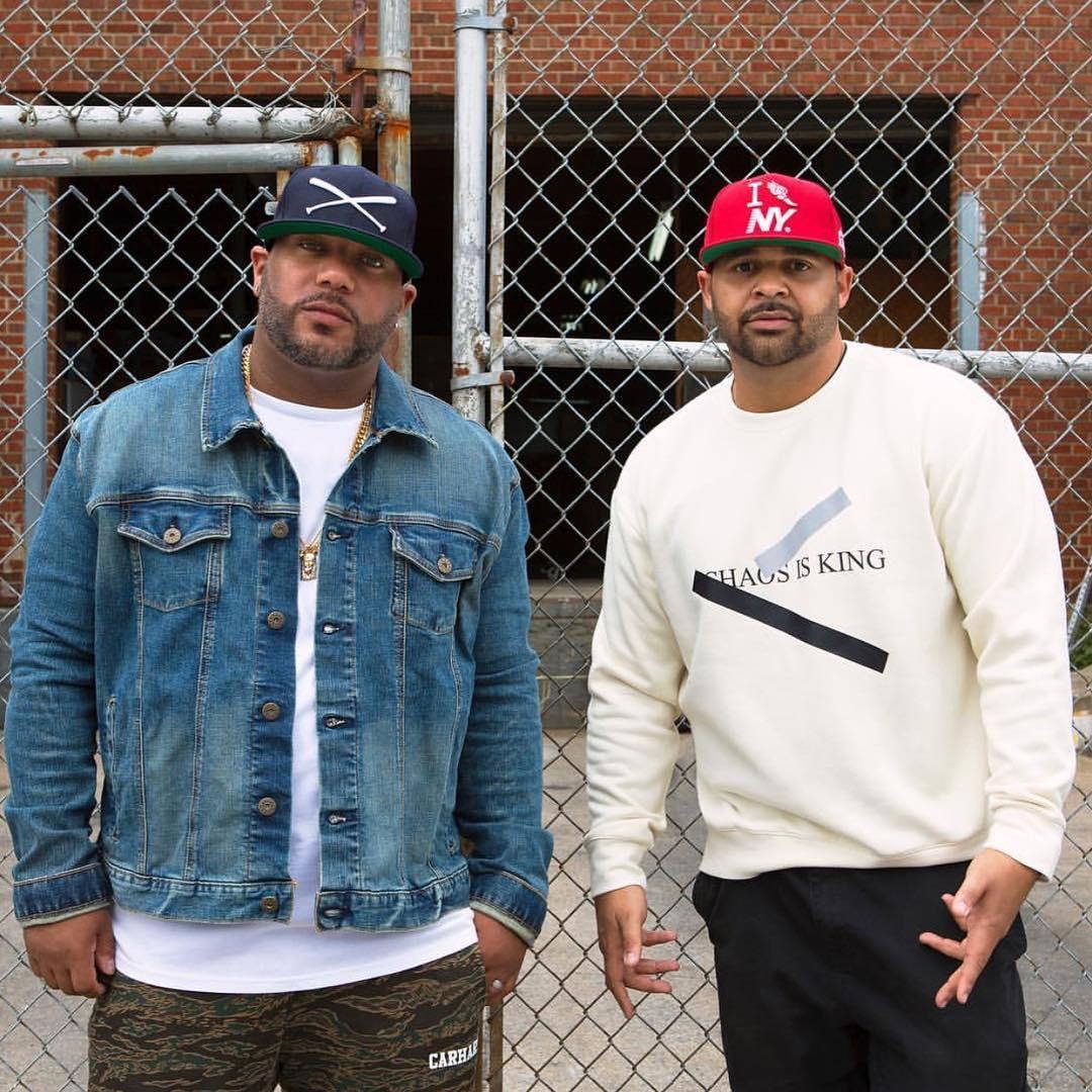Apollo Brown & Joell Ortiz — «Cocaine Fingertips»