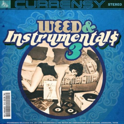 Curren$y — «Weed & Instrumentals 3»
