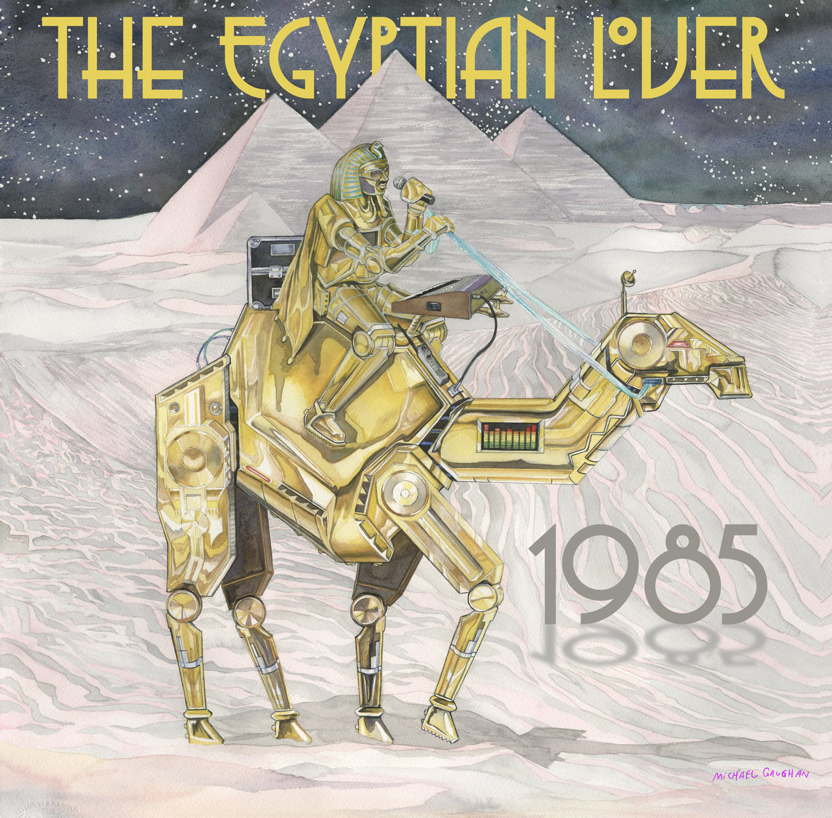 The Egyptian Lover — «1985»