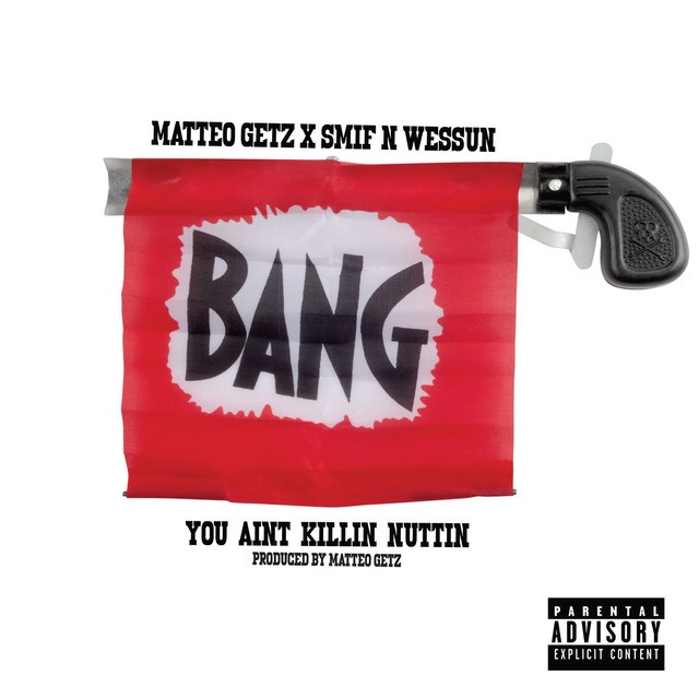 Трепещите пусси-ниггазы: Smif-N-Wessun ft. Matteo Getz «You Ain't Killin' Nuttin»