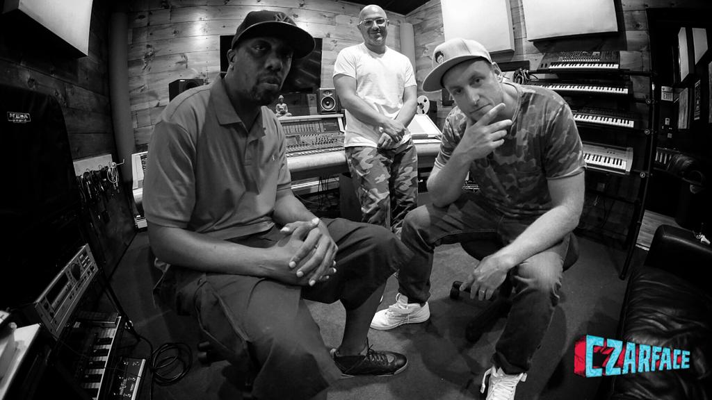 Группа Czarface и Ghostface Killah анонсировали совместный альбом и выпустили первый сингл