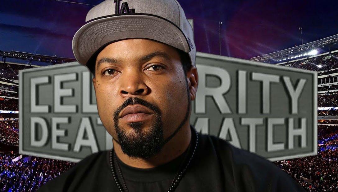 Ice Cube стал исполнительным продюсером шоу MTV «Celebrity Deathmatch»