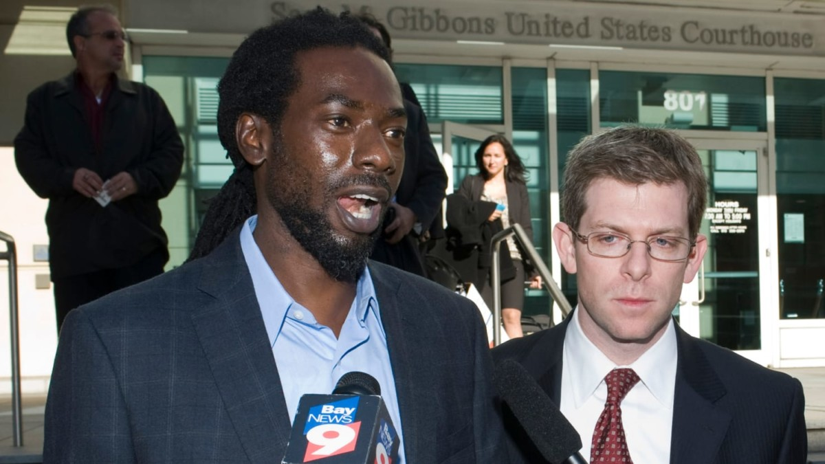 Buju Banton вышел из тюрьмы, отсидев 7 лет