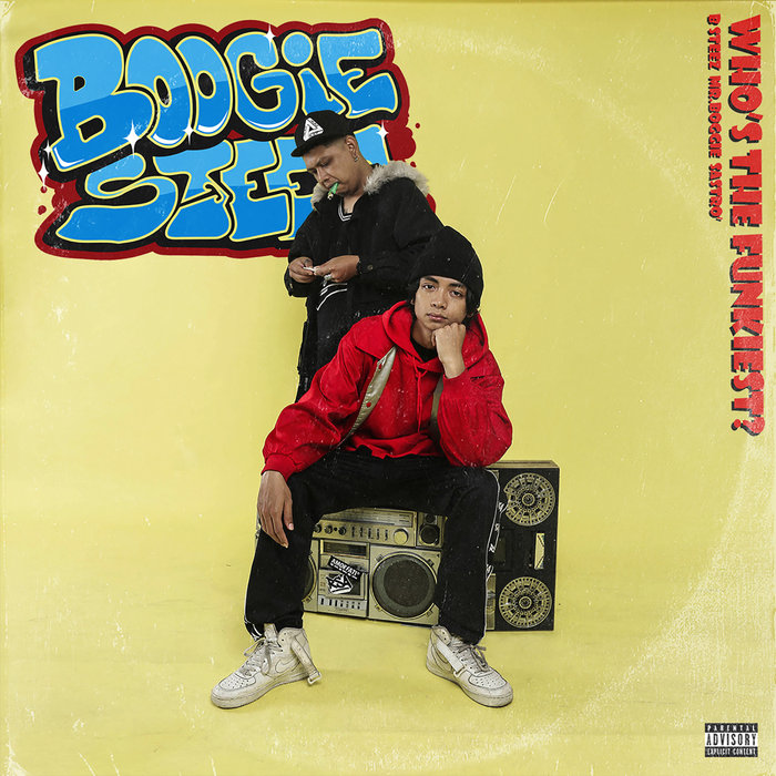 Boogie Steez — «Who's The Funkiest?»