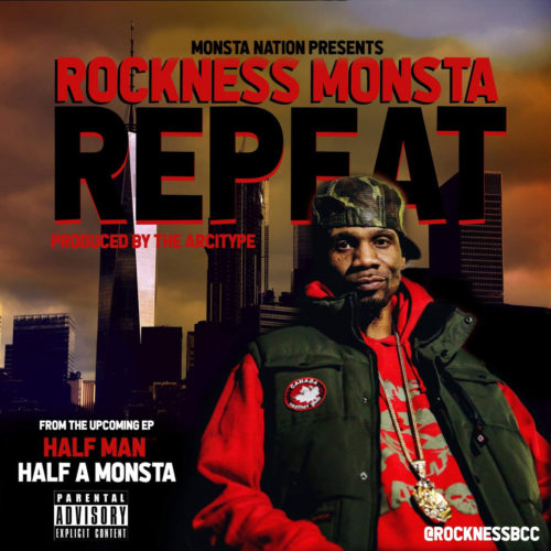 Rock aka Rockness (Heltah Skeltah) с треком «Repeat» с предстоящего альбома