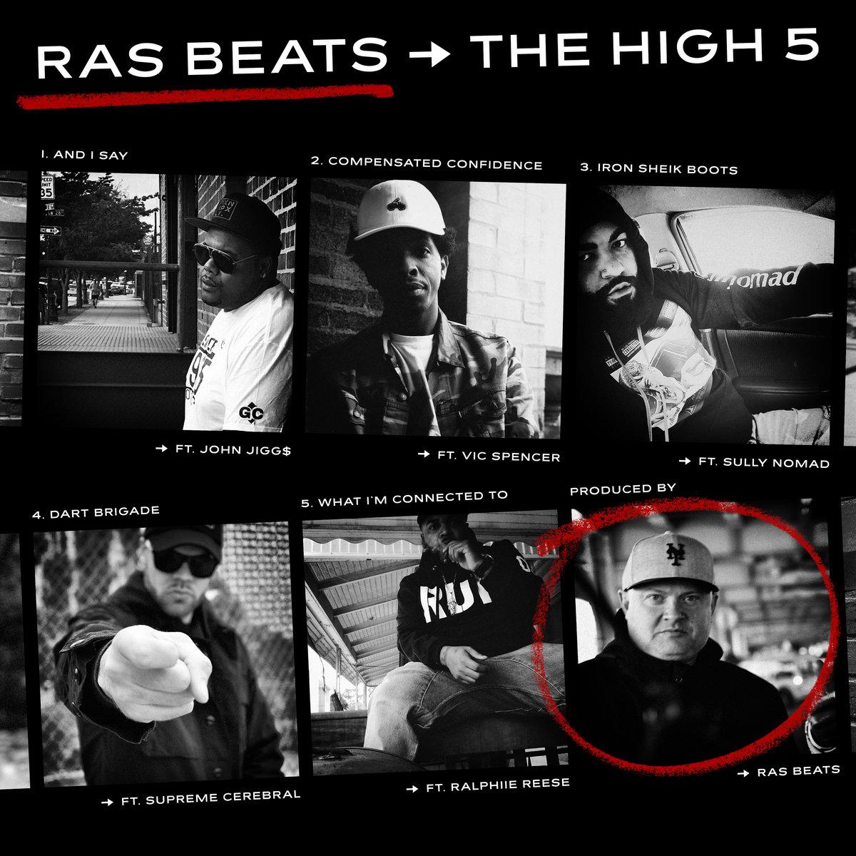 Ras Beats — «The High 5»