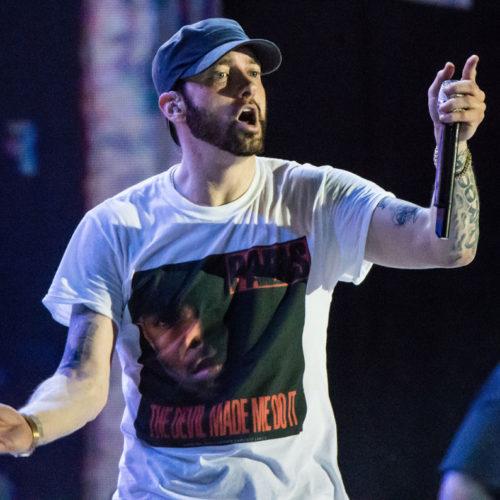 Eminem опубликовал 11-минутный фристайл и напомнил о фильме «8 миля»