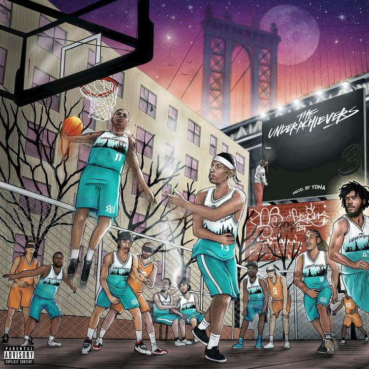 The Underachievers — «Stone Cold»