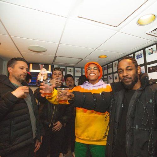 Anderson .Paak и Kendrick Lamar выступили на шоу Saturday Night Live