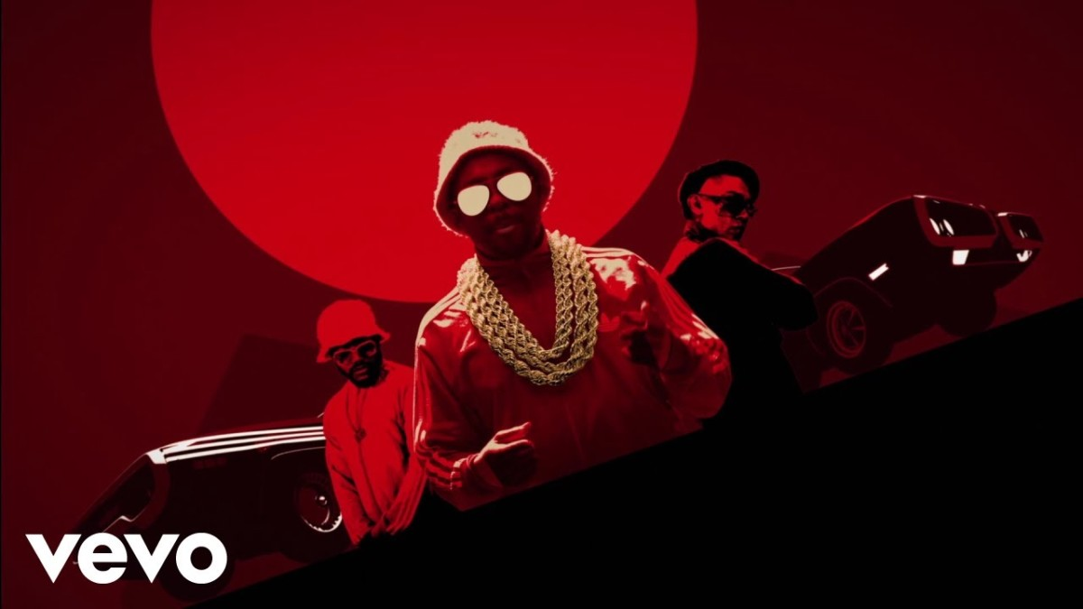 The Black Eyed Peas — «Back 2 HipHop» (feat. Nas)