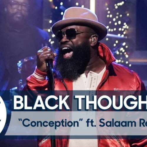 Black Thought и Salaam Remi выступили на шоу Джимми Фэллона