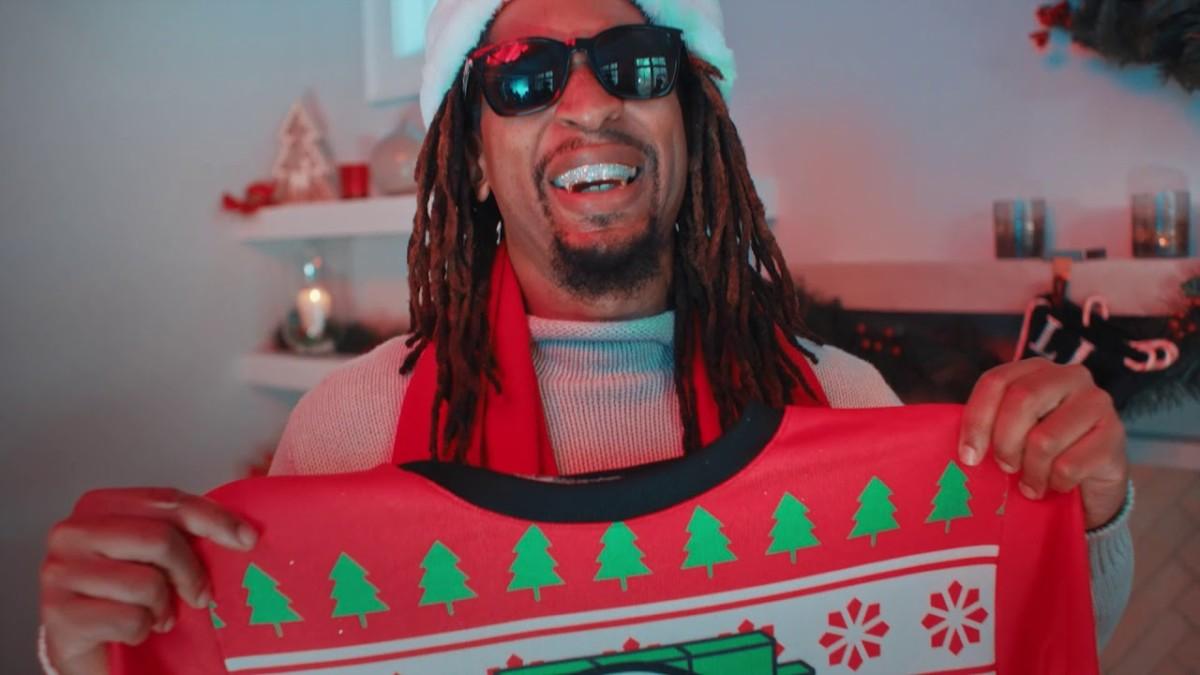 Lil Jon — «All I Really For Christmas» (Feat. Kool-Aid Man)
