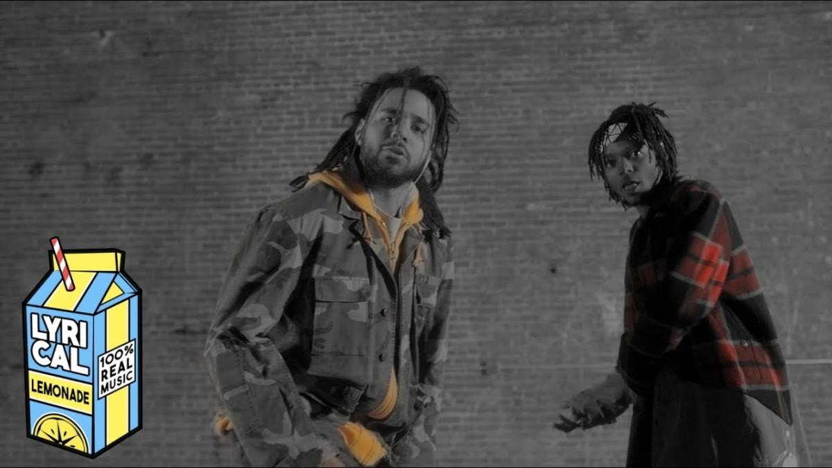 J.I.D — «Off Deez» (Feat. J. Cole)