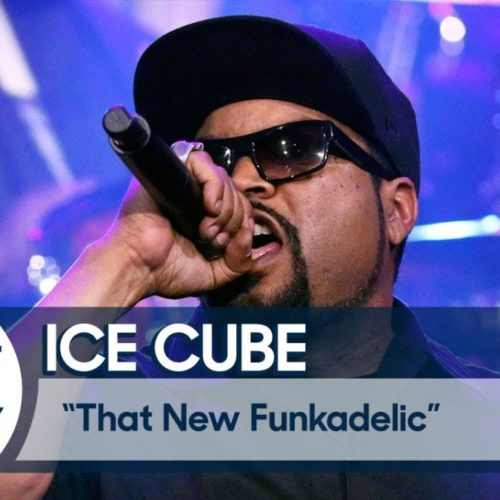 Ice Cube выступил на шоу Джимми Фэллона