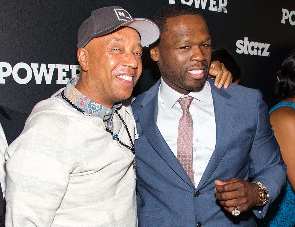 Russell Simmons рассказал, как 50 Cent с пистолетом-пулемётом в руках прогнал Suge Knight