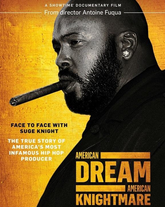В декабре выйдет фильм American Dream / American Knightmare, о жизни Suge Knight
