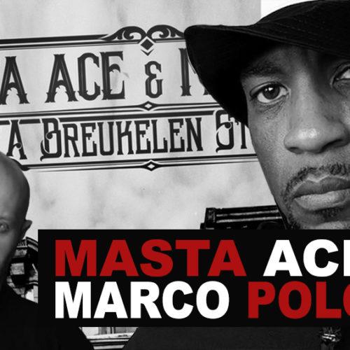 Эксклюзивное интервью с Masta Ace и Marco Polo для HipHop4Real