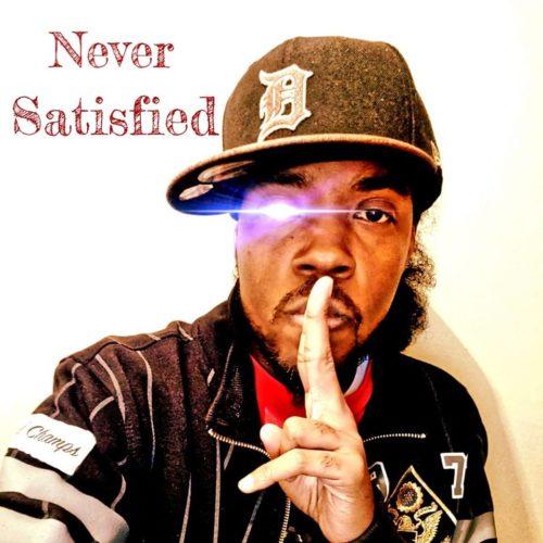 Savior Monroe — «Never Satisfied»