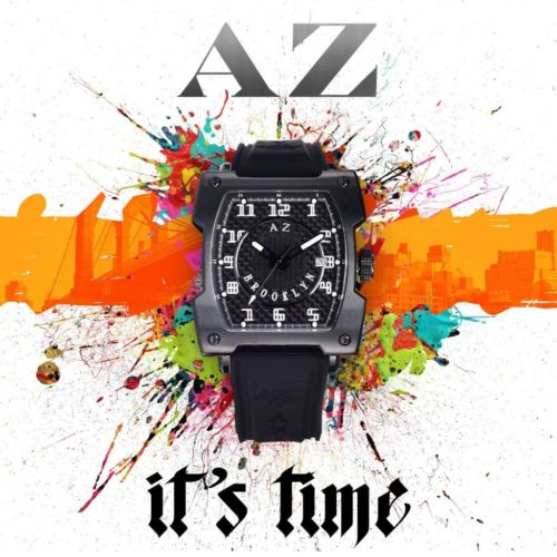 AZ вернулся с новым треком «It's Time»