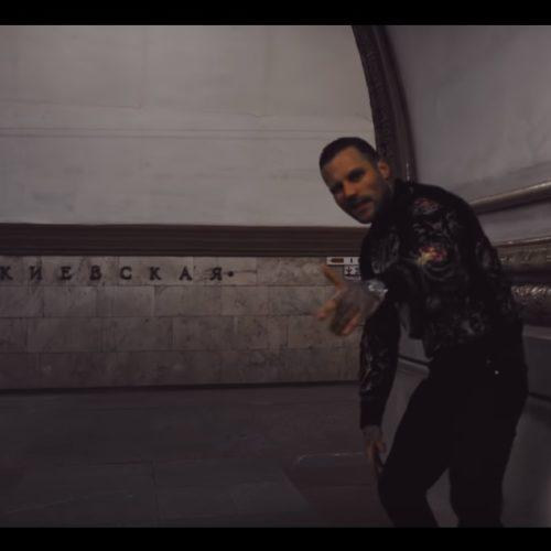 Kontra K представил видео «Warnung», снятое им в России