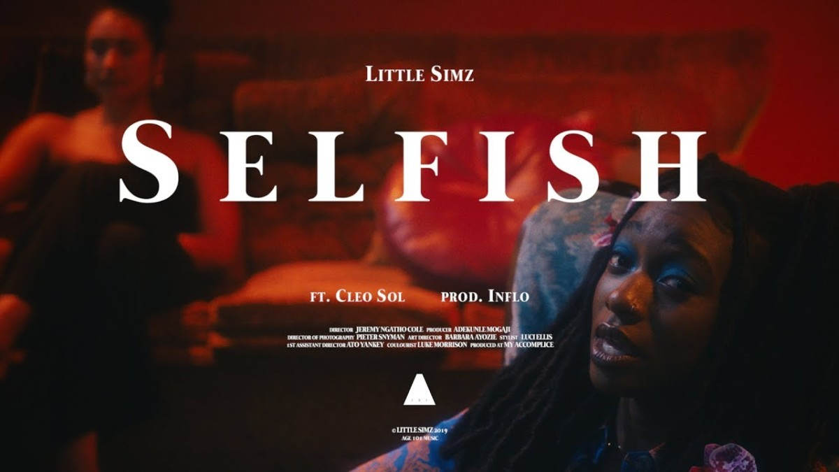 Little Simz — «Selfish» (feat. Cleo Sol)