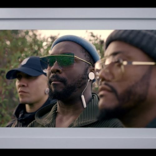 The Black Eyed Peas — «VIBRATIONS pt.1 pt.2»