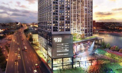 В Нью-Йорке построят большой музей Хип Хопа