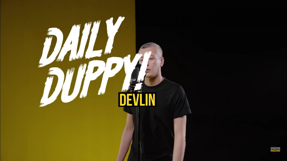 Devlin — «Daily Duppy»