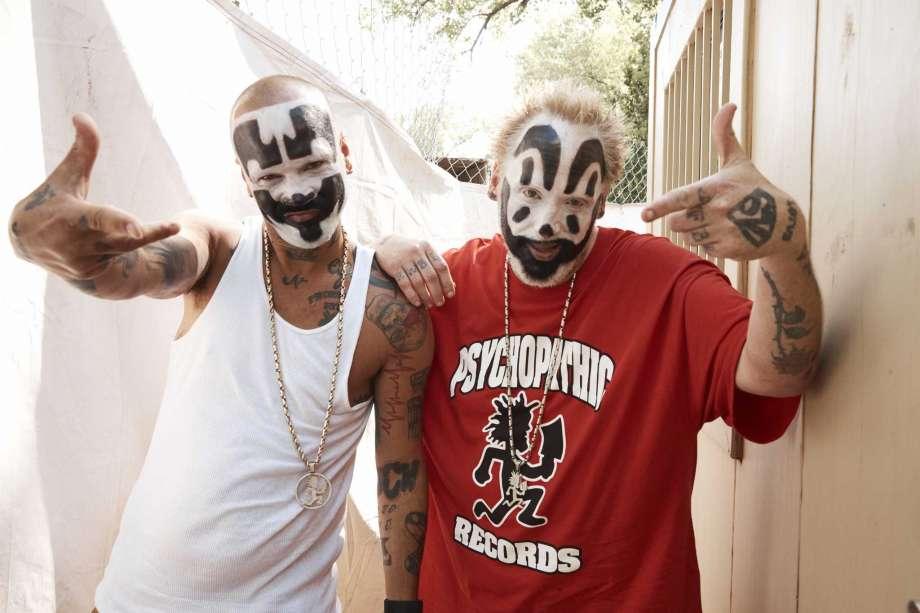 Insane Clown Posse — «Fury»