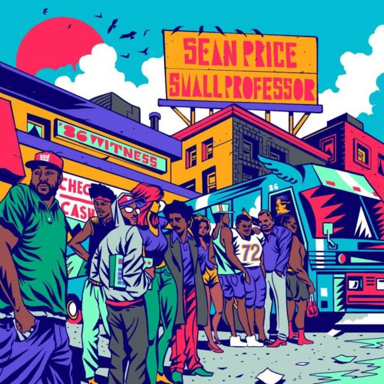 Sean Price & Small Professor — «86 Witness»