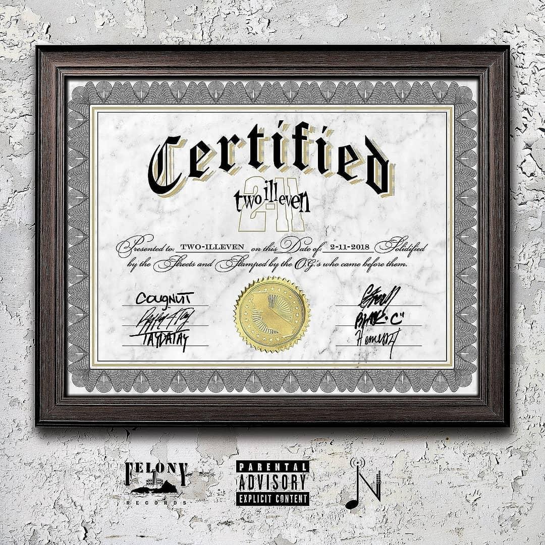 2-Illeven — «Certified»