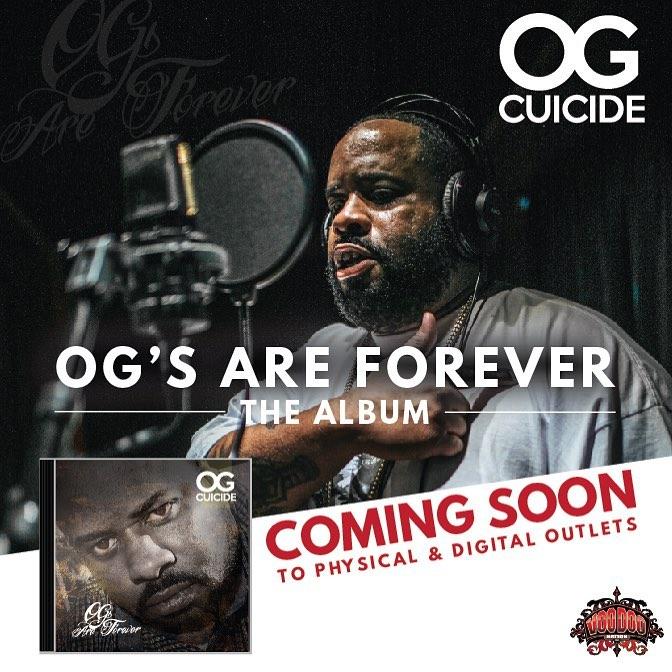OG Cuicide объявил о выходе нового альбома