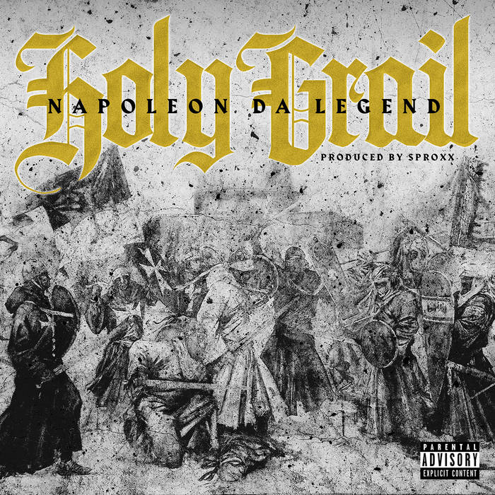 Napoleon Da Legend & Sproxx – «Holy Grail»