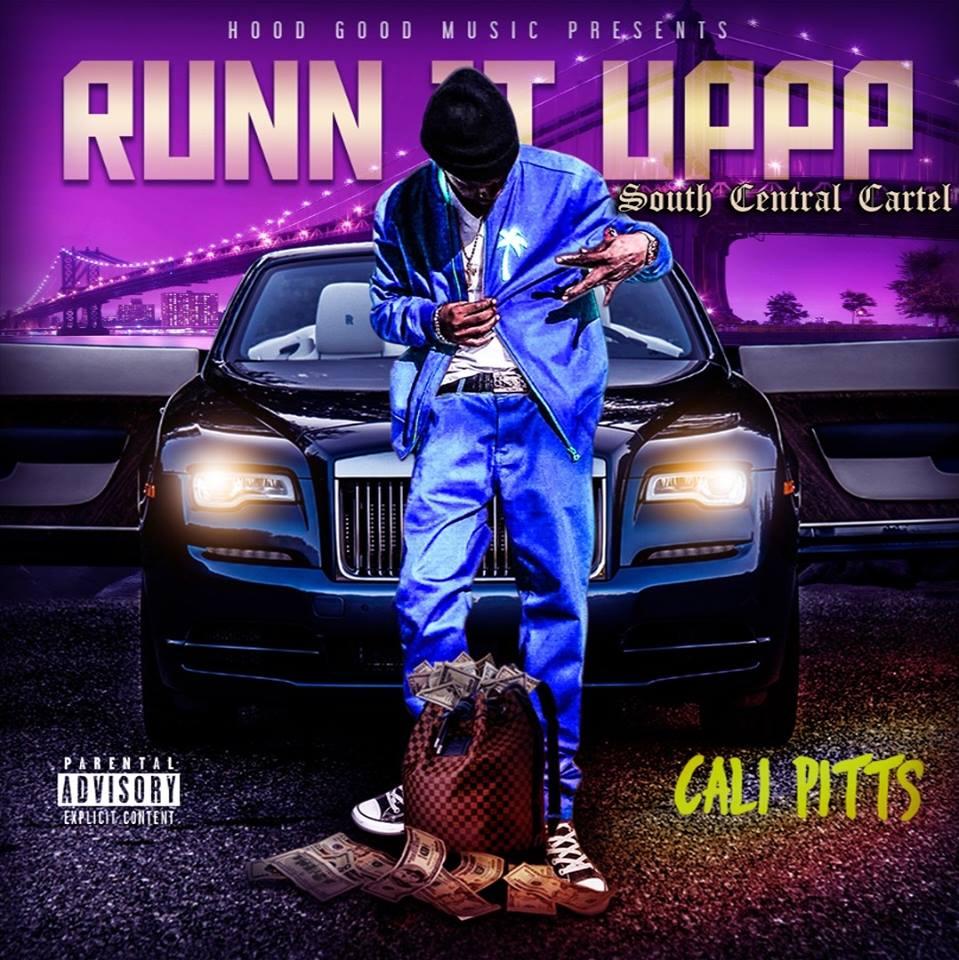 Cali Pitts — «Runn It Uppp»