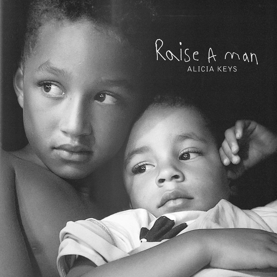 Alicia Keys вернулась с новым треком «Raise A Man» и новым ЕР с ремиксами