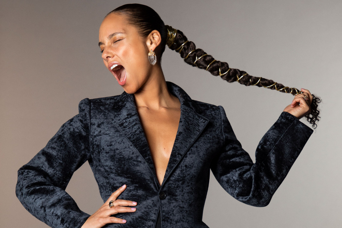 Alicia Keys — «Raise A Man»