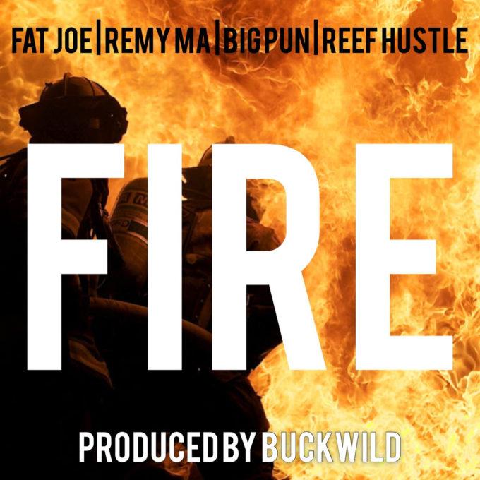 Buckwild — «Fire» (feat. Fat Joe, Remy Ma, Big Pun & Reef Hustle)