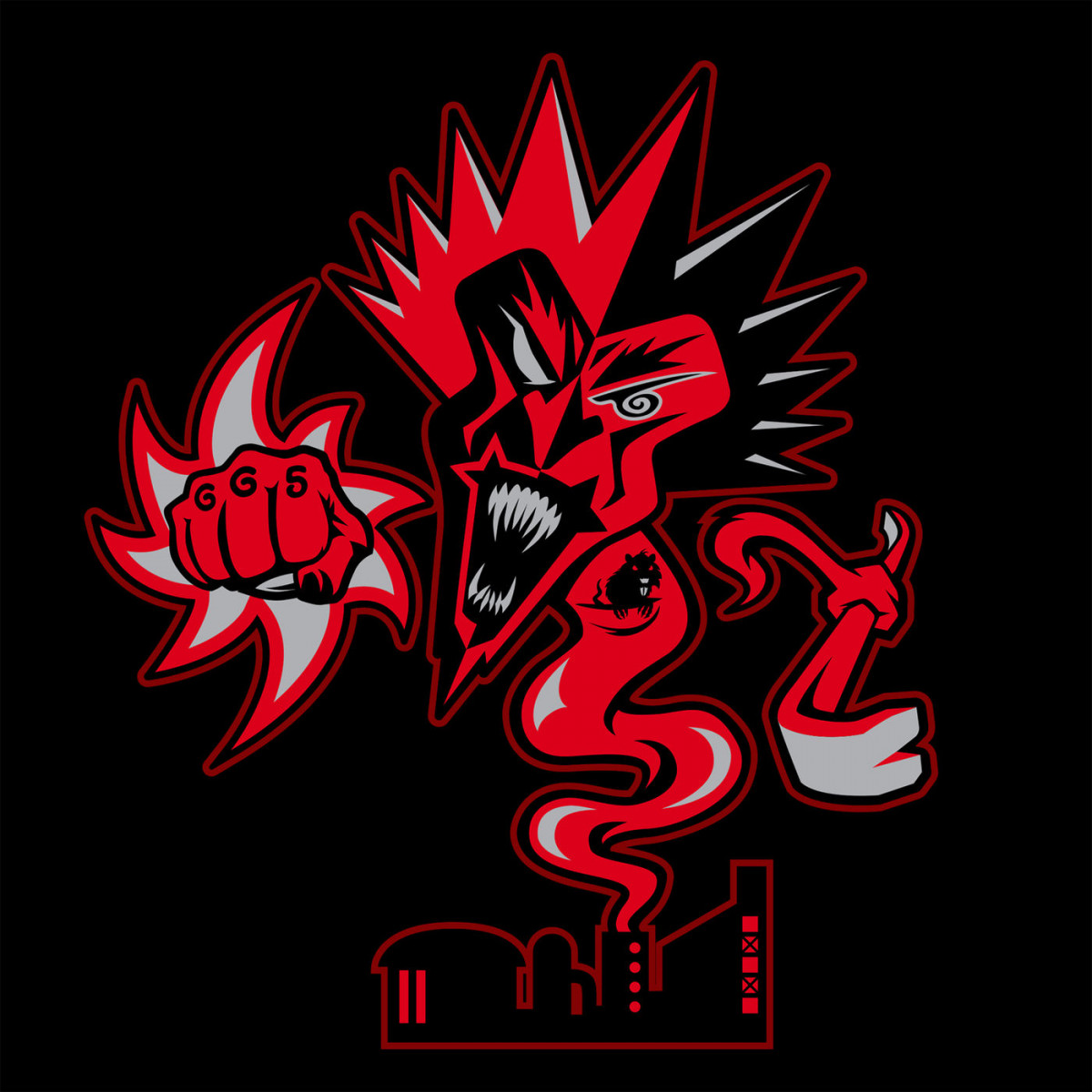 Insane Clown Posse — «Fearless Fred Fury»