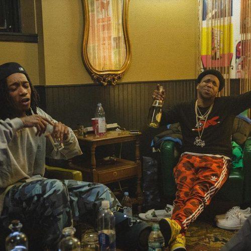 Wiz Khalifa & Curren$y — «The Life»